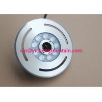 220mm Dia. Underwater Pond Light With Drain 32mm Middle Hole 12 Watt Submersible Type Manufactures