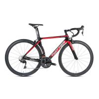 Buy cheap Lightweight Carbon Fiber Road Bike 22 Speed No Electric Hard Wearing from wholesalers