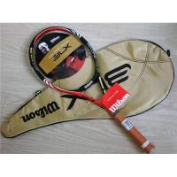 Buy cheap Wilson blx six one tour 90 tennis racket from wholesalers