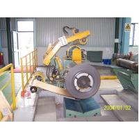 Buy cheap Stainess Steel Uncoiling Leveling Cutting Stacking Line, 0.3-0.3mm Cut To Length Line from wholesalers