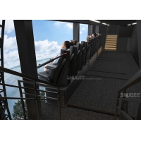 Buy cheap 11 Meters Tall 4D Immersive Flying Cinema for City Propaganda Education from wholesalers
