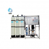 Buy cheap 500LPH RO Reverse Osmosis Drinking Water Purification Plant from wholesalers