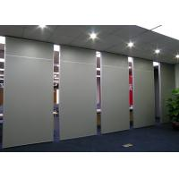Buy cheap Culture Centure  Exhibition Partition Walls Top Hung Sliding Door from wholesalers