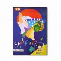 Buy cheap Ten-color Paper Sticker for Children to Cut and Make up Pictures from wholesalers