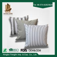 Buy cheap Home Indoor Decorative Modern Linen Canvas Sofa Throw Pillow Cushion Covers 43x43cm from wholesalers