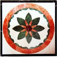 Wholesale Decorative Natural Marble Waterjet Medallion Floor Tiles from china suppliers