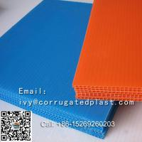 Buy cheap Factory Price 8ft x 4ft PP Plastic Coroplast Sheet For Printing from wholesalers
