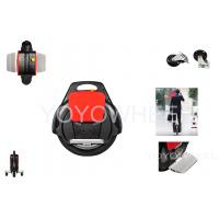 Wholesale Bigger peddle 60V 172WH Self Balancing Electric Unicycle scooter with better climbing ability from china suppliers