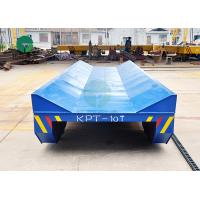 Buy cheap Crane Motorized Container Transport Precise Pipe Industry Steel Pipe Handling Wagon from wholesalers