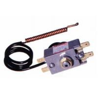High Temp Adjustable Capillary Tube Thermostat Bimetal Switch For Refrigerator Manufactures