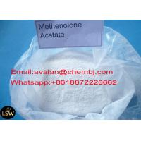 Buy cheap CAS 434-05-9 White Legal Anabolic Steroids Powder Methenolone Acetate Primobolan For Muscle Building from wholesalers