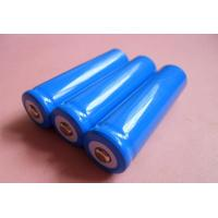 Buy cheap AC 1KHZ 18650 Lithium Battery Blue PVC Cover for Electronic Cigarette Traffic Light from wholesalers