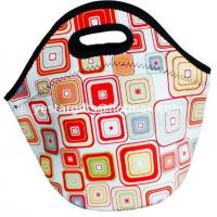 Wholesale Zippered Portable Neoprene Lunch Tote Insulated With Durable Hard Liner from china suppliers