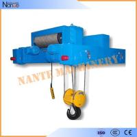 Buy cheap Petrochemical Mining Oil Electric Wire Rope Hoist 3P 380V Plywood Packing from wholesalers