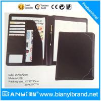 Buy cheap Office file folder / executive file folder / leather file folder from wholesalers