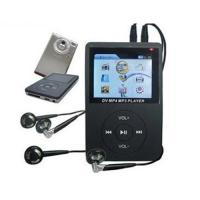 Buy cheap 2.4'' big Ipod Mp4 player with camera from wholesalers