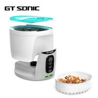 Buy cheap Touch Panel Ultrasonic Dental Cleaner Detachable Tank 35W 750ml With Degas Function from wholesalers
