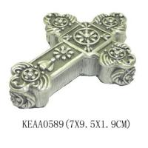 Wholesale Cross jewelry box KEAA0589 from china suppliers