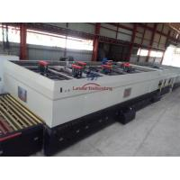 Buy cheap Low e Glass Tempering Furnace with Convection heating Glass tempering equipment from wholesalers
