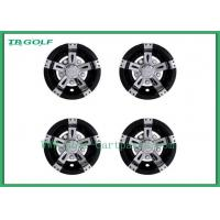 Buy cheap 10 Inch Golf Cart Wheel Covers Black Chrome Rhox Vegas Wheel Cover 608291model from wholesalers