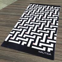 Wholesale Labyrinth Maze Patterned Beach Towels from china suppliers