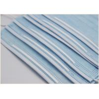 Buy cheap CE Standard Protective Face Mask / Disposable Mouth Cover 2 Years Shelf Life from wholesalers