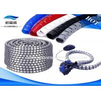 Buy cheap Spiral Corner Edge Protection Guard For Hydraulic Rubber Hose from wholesalers