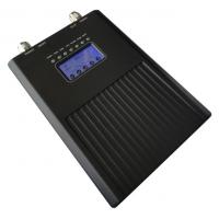 Wholesale 13 ~ 23dBm single band repeater with LCD touch screen 3G repeater mobile signal repeater from china suppliers