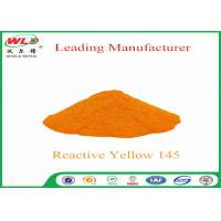 Buy cheap Non Toxic Fabric Dye C I Reactive Yellow 145 Reactive Dyes 180 Solubility from wholesalers