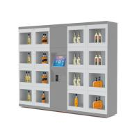 Wholesale Non - Refrigerate Electronic Locker Vending Machines For Self Service Shopping from china suppliers