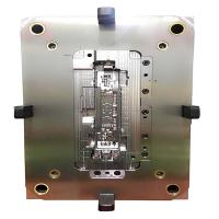Buy cheap 718h Multi Material  Plastic Car AC Parts Injection Molding from wholesalers