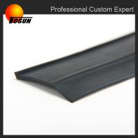 Buy cheap Custom household rubber product flooring edge rubber strip from wholesalers