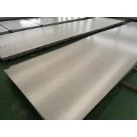 Buy cheap ASTM A240 316L Stainless Steel Plates 3.0  - 16.0mm Thickness 1500 X 6000mm from wholesalers