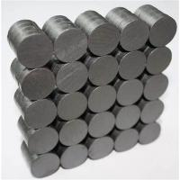 Buy cheap n38 disc NdFeB magnet / round neodymium magnet from wholesalers
