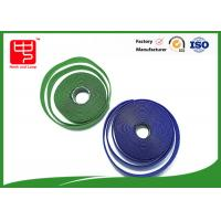 Buy cheap Fire Retardant Hook And Loop Fastener Tape , Self Adhesive Velcro Tape Roll from wholesalers
