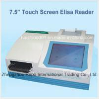 """Buy cheap 7.5"""" Touch Screen Large Capacity Lab Elisa Reader from wholesalers"""