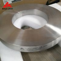 Buy cheap Ti ForgedTitanium Ring Grade 2 DN250 PN16 Type 32A ASME SB381 Ultrasonic Testing from wholesalers