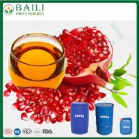 Buy cheap Plant Based Cold Pressed Pomegranate Seed Oil Rich in Punicic Acid from wholesalers