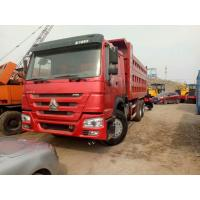Buy cheap Used Howo 375 Dump Truck , Used 6x4 8x4 Cheap Price 20 ton Dumper Truck from wholesalers