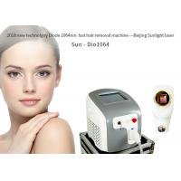 Buy cheap 1000W 808nm Diode Laser Hair Removal Machine With 10 Piece USA Laser Bars from wholesalers