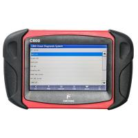 Buy cheap 2018 Latest CAR FANS C800 Heavy Duty Diagnostic Scan Tool Truck Scanner for Commercial Vehicle, Machinery from wholesalers