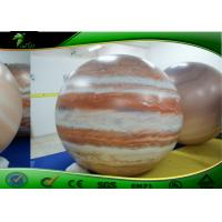 Buy cheap Inflatable Advertising Balloons , Inflatable Moon Balloon , pvc Planet Balloon , Inflatable Helium Balloon from wholesalers