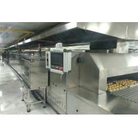 Buy cheap stainless steel bread Industrial Baking Oven ,Gas power cake/bread tunnel oven , bread ovens from wholesalers