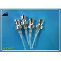 Buy cheap Silver 15mm Perfume Crimp Pump Perfume Atomiser For Pump Spray Bottle from wholesalers
