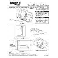 Buy cheap Plastic Dryer Vent Duct Cleaning Kit / Plus Protector Dryer Duct Connector With No Clamps from wholesalers