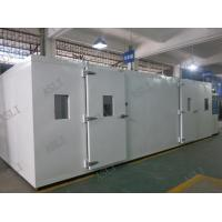 Buy cheap Overloading Protection Walk In Stability Chamber / Aging Tester Chamber from wholesalers