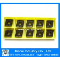 Buy cheap carbide indexable cutting insert from wholesalers