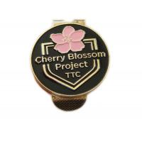 Buy cheap Golf Hat Clip Marker Golf Divot Tool with Soft Enamel Finish from wholesalers