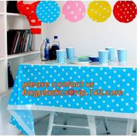Buy cheap Advertising Table Cloth Fabric Sublimation Banner Clear PVC Cover,Smooth 3d printing pen clear pvc table cover for exhib from wholesalers
