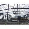 Buy cheap Fast Assembling Pre Built Buildings / Prefab Workshop Buildings High Efficiency from wholesalers